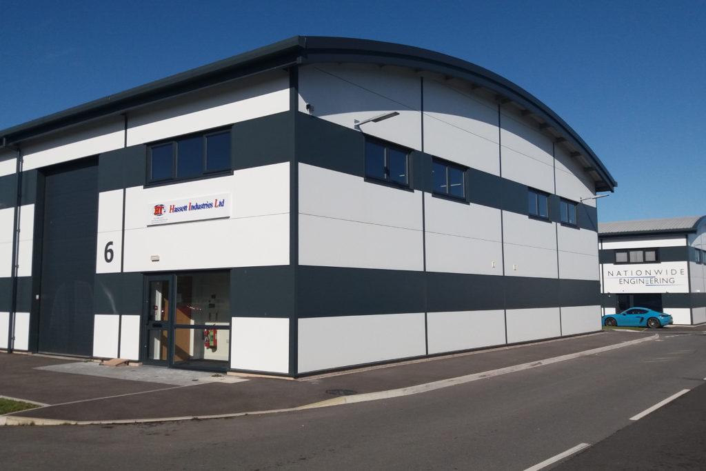 Hassett Industries HQ